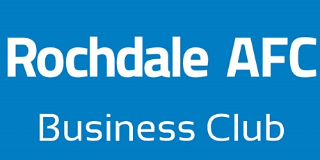 Rochdale AFC Business Breakfast tickets