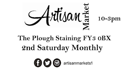 Artisan Market at The Plough Inn Staining FY3 0BX tickets