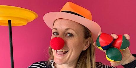 Circus Fun SEND Workshop tickets