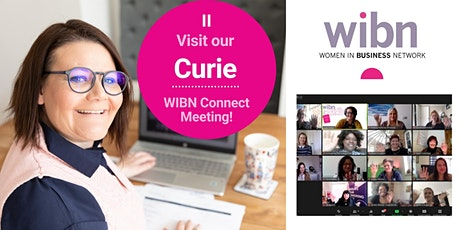 Women in Business Online Networking - Connect Curie Group tickets