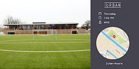 FC Urban Match UTR Do 27 Mei HMS Match 2 tickets