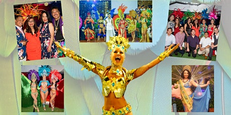 Rio Carnival Charity Ball 2021 - SMAD 10 Year Anniversary tickets