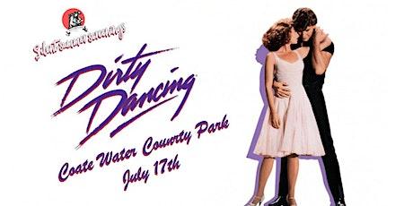 Swindon Open Air Cinema & Live Music - Dirty Dancing! tickets