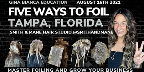 Five Ways to Foil Tampa, Florida tickets