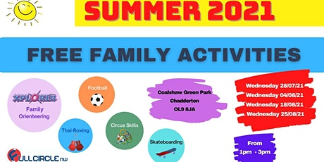 Free Family Activities tickets