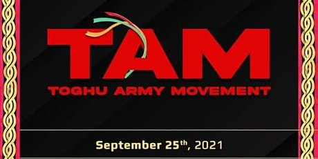 Toghu Army Movement Launch tickets