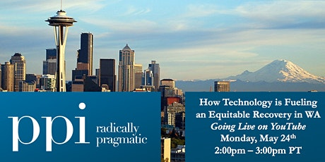 How Technology is Fueling an Equitable Recovery in Washington State tickets