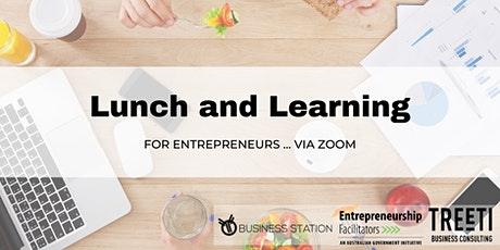 Lunch and Learning tickets