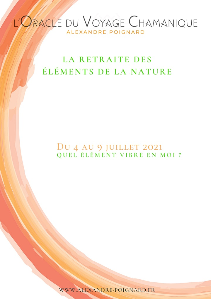Image pour La retraite des éléments de la nature