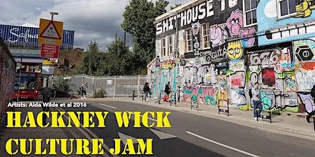 Hackney Wick Culture Jam tickets