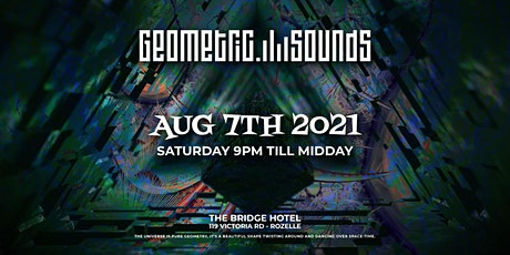 Geometric Sounds #3 tickets