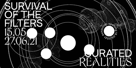 MARC | Curated Realities : Survival of the Filters tickets