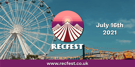 RecFest 2021- July 16th 2021 tickets