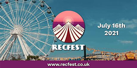 RecFest 2021- July 16th 2021 tickets