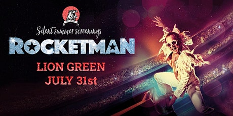 Haslemere Open Air Cinema & Live Music - Rocketman! tickets
