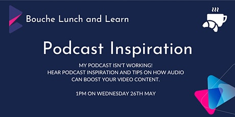 Podcast Inspiration tickets