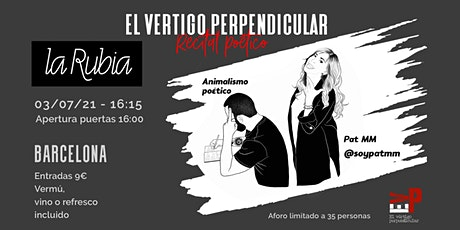 El vértigo perpendicular Barcelona - Sobremesa entradas