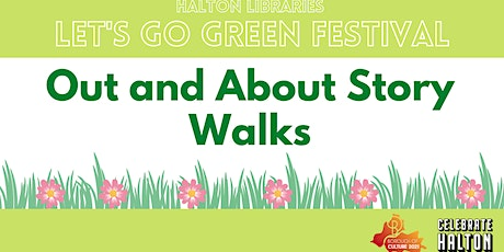 Let's Go Green festival - Story walk at the Wonky Garden tickets