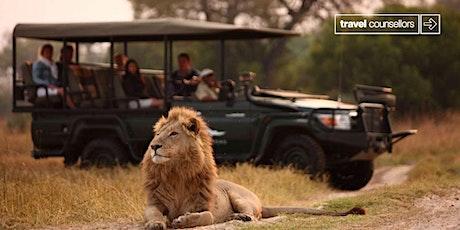 Zoom Escape on a safari to Tanzania entradas