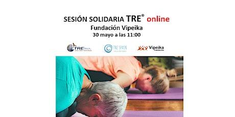Sesión Solidaria Técnica TRE® - Técnica liberación de la tensión profunda ingressos