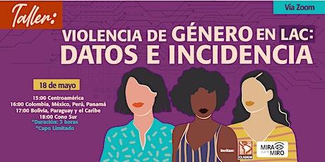Violencia de Genero en LAC: Datos e Incidenia entradas