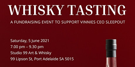 WHISKY TASTING tickets