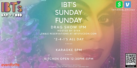Sunday Funday Show • Hosted by Diva tickets
