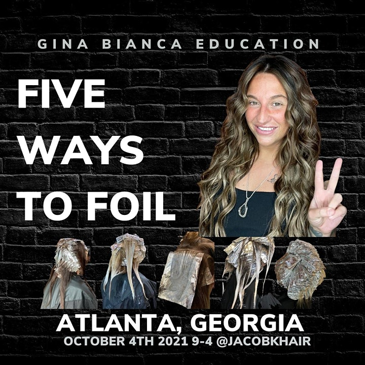 Five Ways to Foil Atlanta, Georgia image