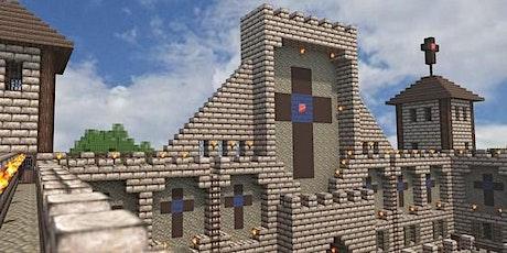 Ferien-Workshop - Minecraft: Wir bauen eine mittelalterliche Stadt Tickets