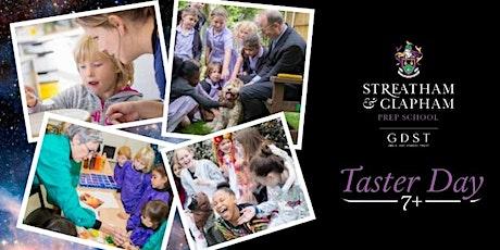 7+ Taster Morning for Streatham & Clapham Prep School tickets
