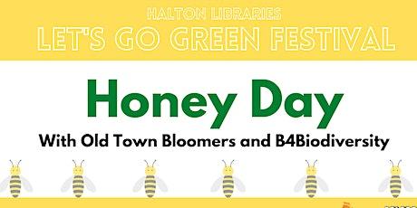 Let's Go Green festival - Honey Day tickets