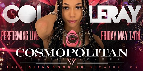 COI LERAY PERFORMING LIVE AT COSMO FRIDAY tickets