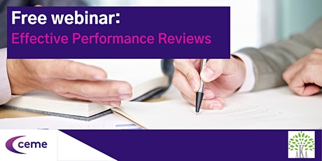 Effective Performance Reviews tickets