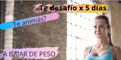 ✨ DESAFÍO 5 DÍAS SIN HARINAS entradas