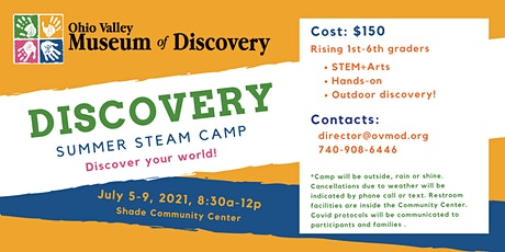 Discovery Summer Camp tickets
