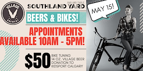 Beers & Bikes at Southland Yard! tickets
