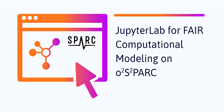 JupyterLab for FAIR Computational Modeling on o²S²PARC tickets