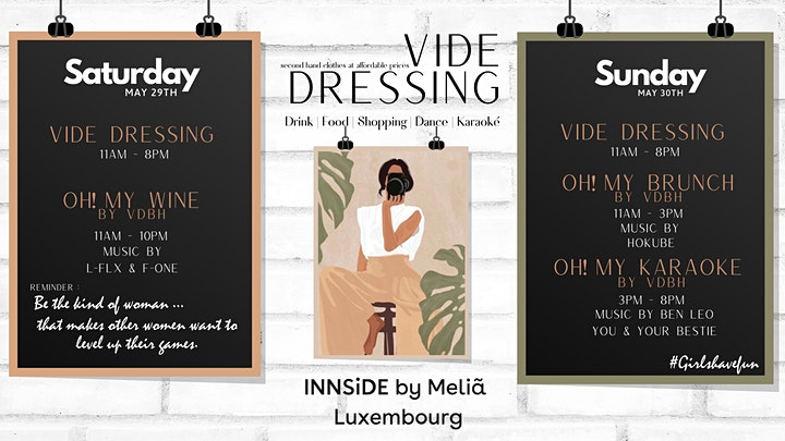 Image pour VIDE DRESSING By H