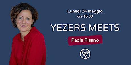 Yezers Meets: Paola Pisano biglietti