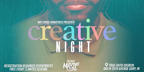 Creative Night tickets