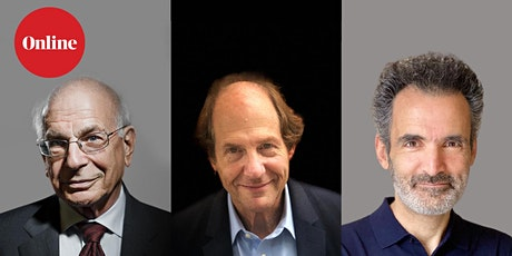 An evening with Daniel Kahneman, Cass Sunstein and Olivier Sibony tickets
