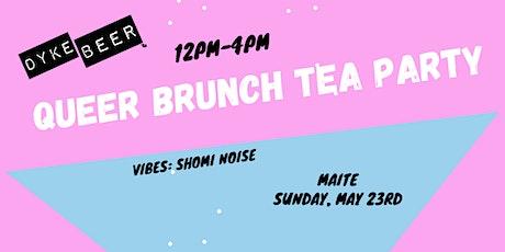 Queer Brunch Tea Party tickets