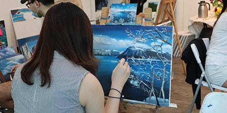 Still Life Oil/Acrylic Painting Course 油画静物课程 (12 sessions) – AZ@Paya Lebar tickets