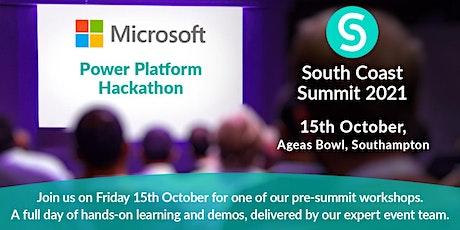 South Coast Summit 2021 - Power Platform Hackathon tickets