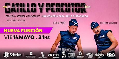 GATILLO Y PERCUTOR // NUEVA FUNCIÓN entradas