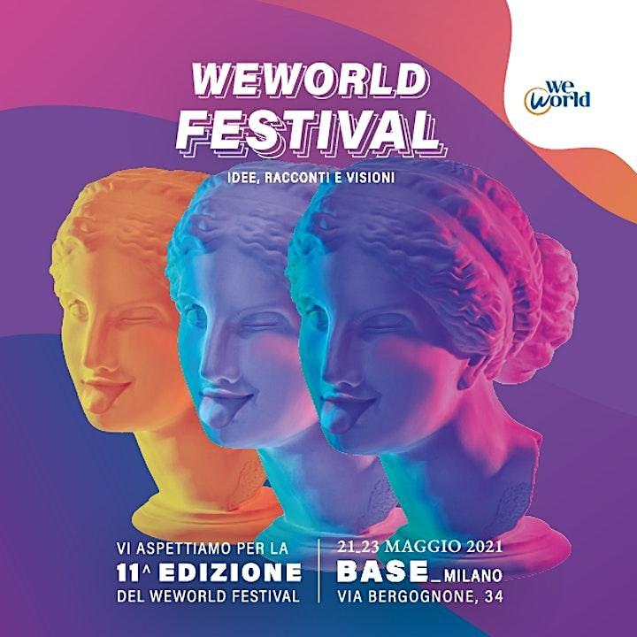 """Immagine WeWorld Festival - La mostra fotografica """"Tempo Sospeso"""""""