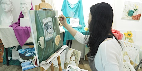Portrait Drawing Course 肖像绘画课程 (12 Sessions) – AZ @ Paya Lebar tickets