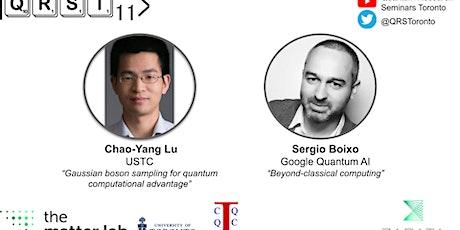 Quantum Research Seminars Toronto tickets
