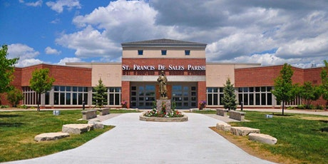 St. Francis de Sales Communion Service Saturday May 15, 5 PM tickets