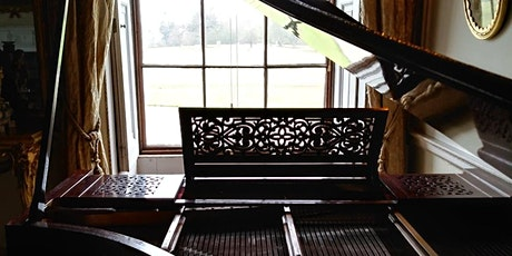Historical Pianos at the National Trust tickets